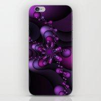 Bubble Wave iPhone & iPod Skin