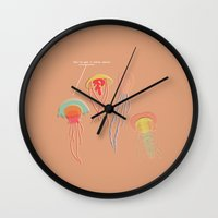 You've Got a Lotta Nerve.  Wall Clock