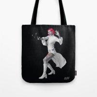 Princess Leia Strikes Ba… Tote Bag