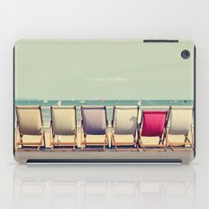 Vintage Summer iPad Case