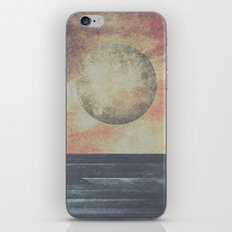 Restless Moonchild iPhone & iPod Skin