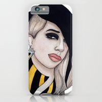 iPhone & iPod Case featuring Ashley Dzerigian is TRESPASSER by ArtEleanor