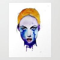 Oracular Art Print