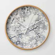 1000 cherry blossoms Wall Clock