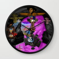 BECAUSE OF YOU Wall Clock