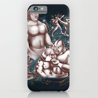 iPhone & iPod Case featuring Arroz Con Pollo in: Death to the Undead by odysseyroc