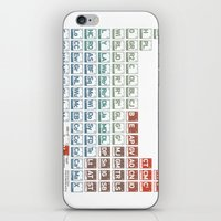 Elements Of Star Wars Ep… iPhone & iPod Skin