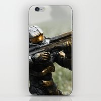 Covering Fire iPhone & iPod Skin