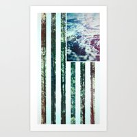 USA Wilderness Art Print