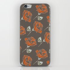 Fall Roses iPhone & iPod Skin