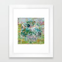 Unearth 2 Framed Art Print