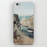 Great Adventure iPhone & iPod Skin