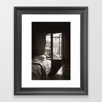 Final Goodbye Framed Art Print