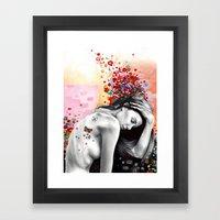 Naomi  Framed Art Print