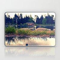 Wapato Lake beauty Laptop & iPad Skin