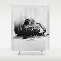 Hereafter Shower Curtain