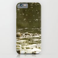 iPhone & iPod Case featuring Cove by the lake by Jasmine Cupp