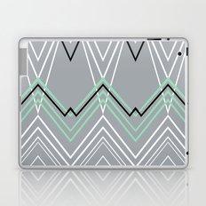 Mint Grey Chevy Laptop & iPad Skin