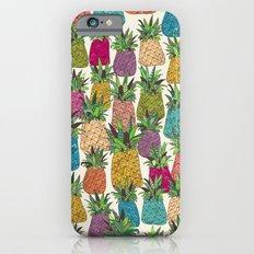 West Coast pineapples iPhone 6 Slim Case