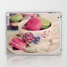 Macarons & Tea Laptop & iPad Skin