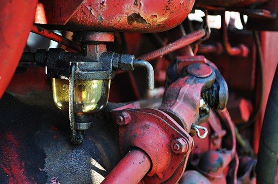 Fuel Sediment Bowl Art Print