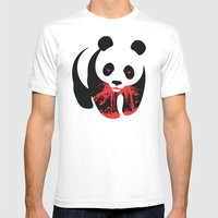 Endangerous Species  Mens Fitted Tee White SMALL