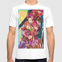 Fruit Crush Mens Fitted Tee White SMALL