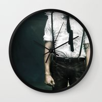 Abyss Of The Disheartene… Wall Clock