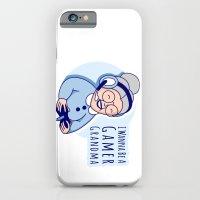 Gamer Grandma iPhone 6 Slim Case