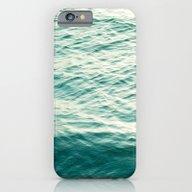 Blue Water iPhone 6 Slim Case