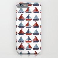 My Little Sail Boat. iPhone 6 Slim Case