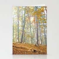Lights Of Fairies Stationery Cards