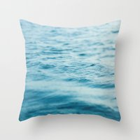 into eden 2 Throw Pillow