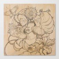 Talie Canvas Print