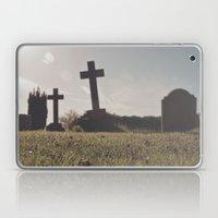 it's so depressing when people die in real life... Laptop & iPad Skin