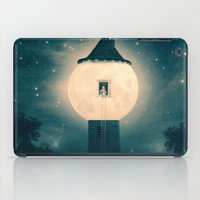 The Moon Tower iPad Case