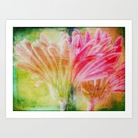Spring To Autumn - Digit… Art Print