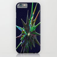 Fractal Splash iPhone 6 Slim Case