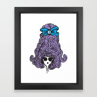 Bow Peep Framed Art Print