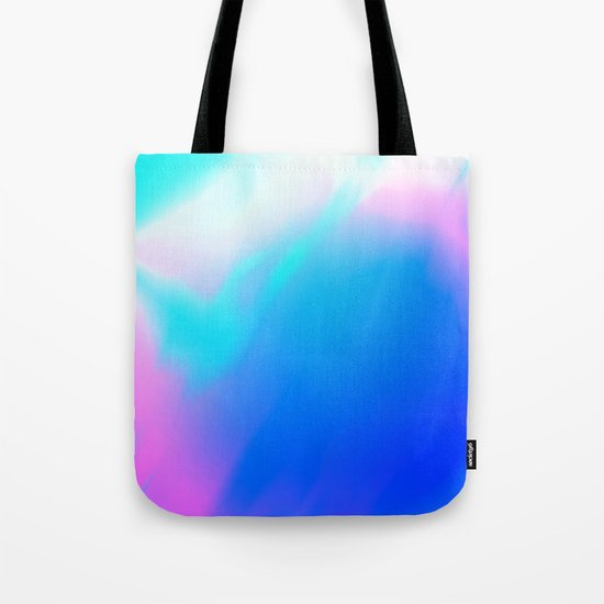 Pastel Vortex Tote Bag