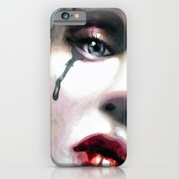 iPhone & iPod Case featuring Taïa by Dnzsea