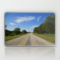 The Road Less Travelled Laptop & iPad Skin