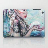 Yolandi The Rat Mistress… iPad Case
