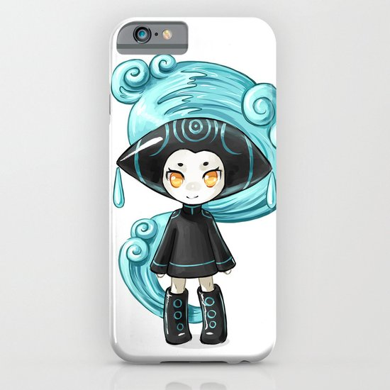 Water Sprite iPhone & iPod Case
