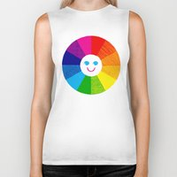 Show Your True Colors Biker Tank