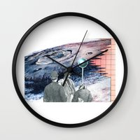 It's OK To Have A Different Opinion Wall Clock