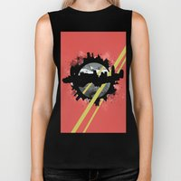 The Event Horizon Biker Tank