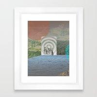 Atmosphere 28 · Inside Framed Art Print
