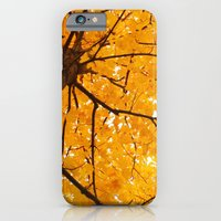 iPhone & iPod Case featuring Yellow by Jasmine Cupp
