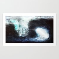 The hideout Art Print